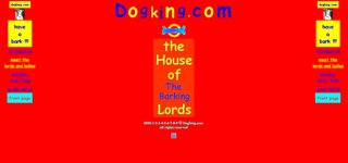 Dogking.com – The House Of The Barking Lords