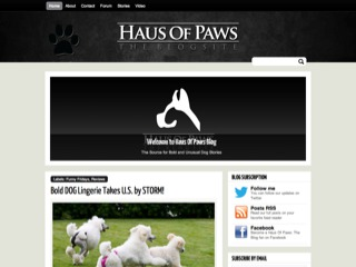 Haus Of Paws Blog