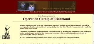 Operation Catnip of Richmond, Inc.