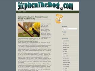 Stephen the Dog