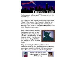 Beauregard's Tuxedo Tails