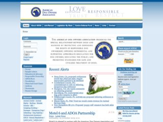 American Dog Owners Association