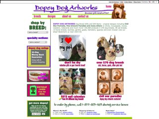 Dopey Dog Artworks