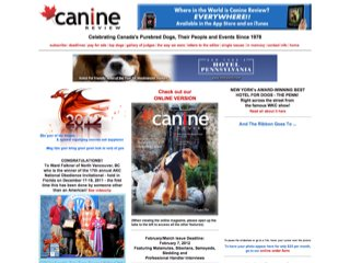 Canine Review
