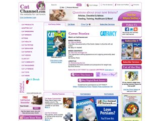 Cat Fancy On-Line