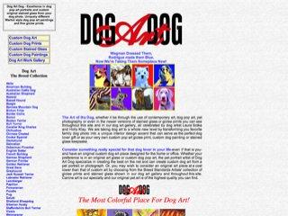 Dog Art Dog