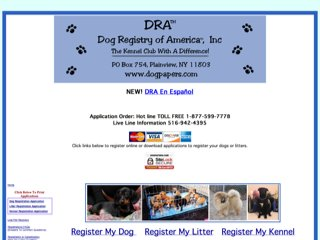 Dog Registry of America, Inc.