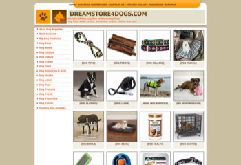 Dreamstore4dogs.com