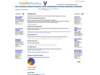 Help my Hound