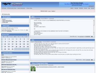 K9community Discussion Forums