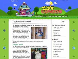 Kitty Cat Condos