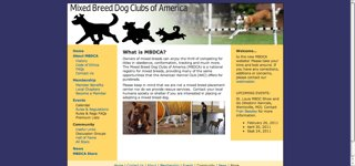 Mixed Breed Dog Clubs of America