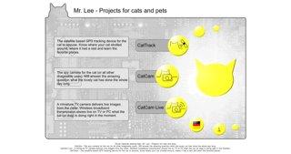 Mr. Lee Cat Cam