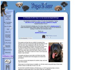 Pups 2 Luv Rescue