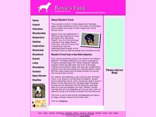 Roxie's Fund for Animals