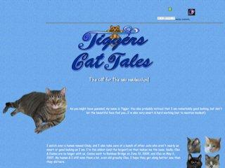 Tigger's Cat Tales