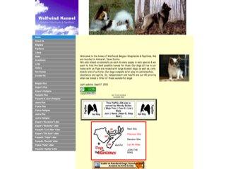 Wolfwind Belgian Shepherds and Papillons
