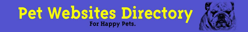 Pet Websites Directory