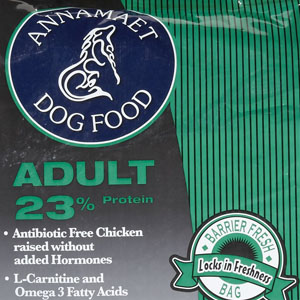 Annamaet Dog Food Reviews, Ratings and Analysis