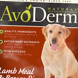 Avoderm Dog Food Reviews, Ratings and Analysis