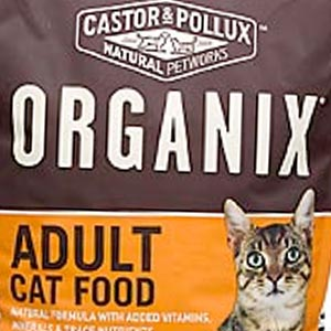 Castor and Pollux Cat Food Reviews, Ratings and Analysis