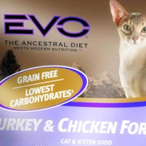 EVO Cat Food Reviews, Ratings and Analysis