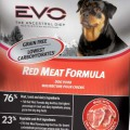 EVO Dog Food Review