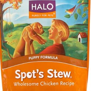 Halo Dog Food Reviews, Ratings and Analysis