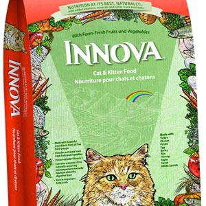 Innova Cat Food Reviews, Ratings and Analysis