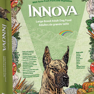 Innova Dog Food Reviews, Ratings and Analysis