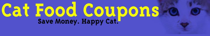 Cat Food Coupons